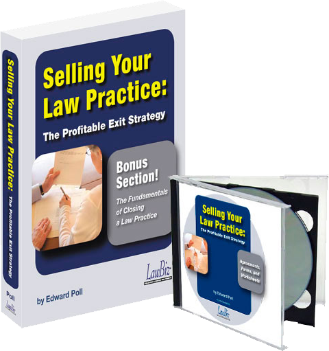 Selling Your Law Practice: The Profitable Exit Strategy